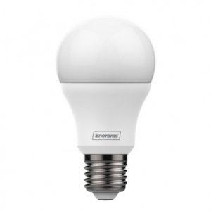 LAMPADA E LED 9 BRANCA 6500 K 8W