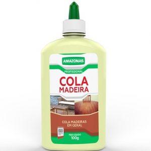COLA MADEIRA 100G AMAZONAS