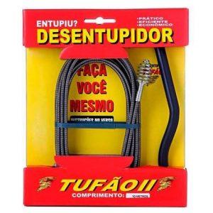 DESENTUPIDOR TUFAO 10M