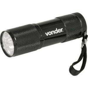 LANTERNA CHAVEIRO LED VONDER